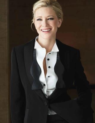 Cate Blanchett Giorgio Armani Sono Io Fragrance Campaign-2