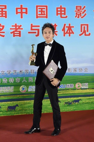 Deng Chao in Giorgio Armani-1