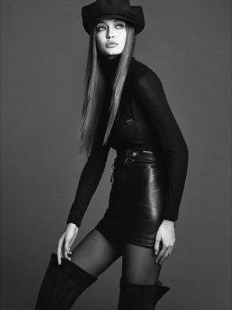Gigi Hadid Vogue Japan November 2017-2