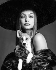 Gigi Hadid Vogue Japan November 2017-4