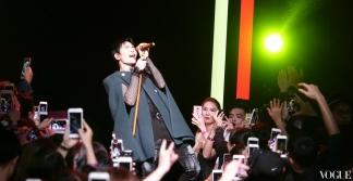 Jam Hsaio in Chloe Fall 2017-2