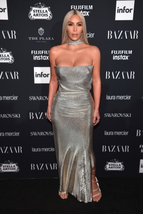 "Harper's BAZAAR Celebrates ""ICONS By Carine Roitfeld"" At The Plaza Hotel Presented By Infor, Laura Mercier, Stella Artois, FUJIFILM And SWAROVSKI - Red Carpet"