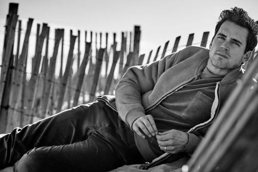 Matt Bomer Todd Snyder Fall 2017 Campaign-11