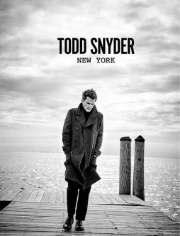 Matt Bomer Todd Snyder Fall 2017 Campaign-15