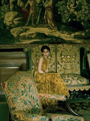 Rooney Mara Vogue US October 2017-4