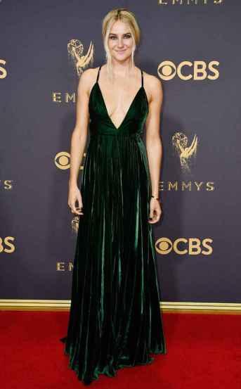 Shailene Woodley in Ralph Lauren