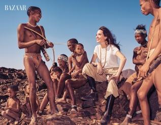 Angelina Jolie Harper's Bazaar US November 2017-1