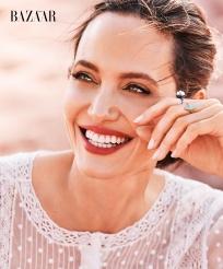 Angelina Jolie Harper's Bazaar US November 2017-4