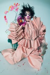 Bjork for W Magazine November 2017-2