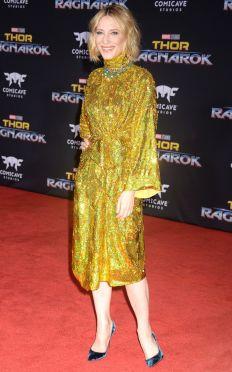 Cate Blanchett in Gucci Spring 2018-2