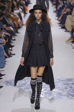 Christian Dior Spring 2018 Look 18