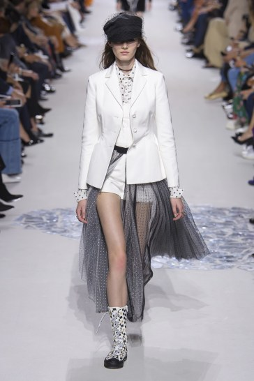 Christian Dior Spring 2018 Look 21