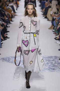 Christian Dior Spring 2018 Look 58