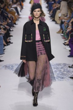 Christian Dior Spring 2018 Look 59