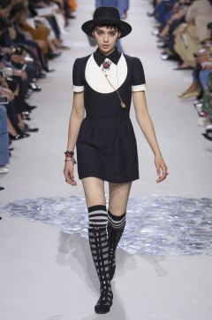 Christian Dior Spring 2018 Look 6