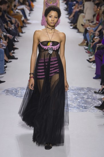 Christian Dior Spring 2018 Look 64