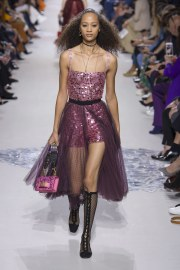 Christian Dior Spring 2018 Look 76