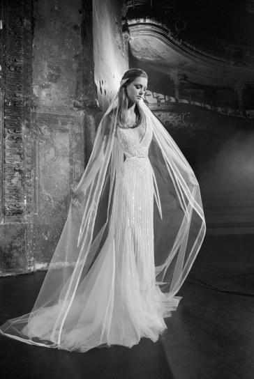 Elie Saab Bridal Fall 2018 Look 12