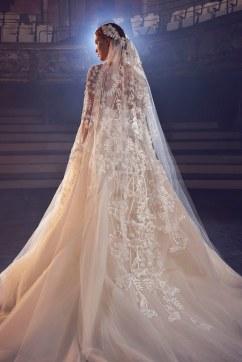 Elie Saab Bridal Fall 2018 Look 5