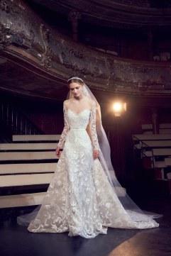 Elie Saab Bridal Fall 2018 Look 6