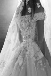 Elie Saab Bridal Fall 2018 Look 8