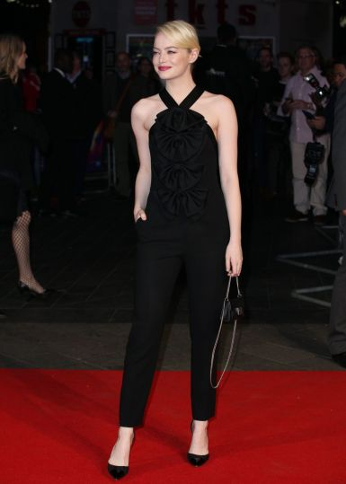 Emma Stone in Givenchy Spring 2018-8