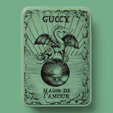 Gucci Spring 2018 Invitation-5