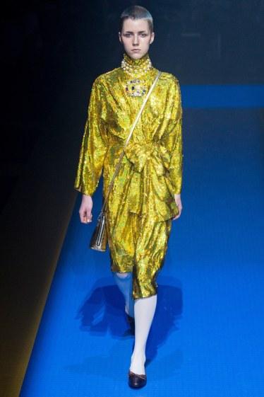 Gucci Spring 2018 Look 2