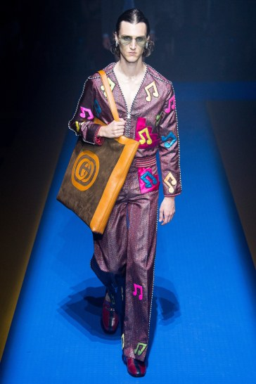 Gucci Spring 2018 Look 7