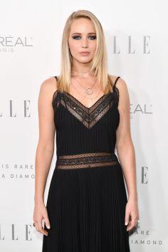 Jennifer Lawrence in Dior Spring 2018-2