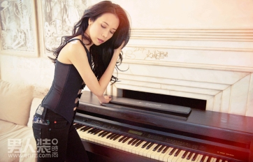 Karen Mok For Him Magazine China October 2017-8