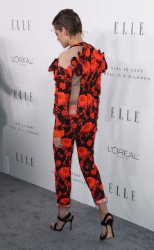 Kristen Stewart in Antonio Berardi Resort 2018-3