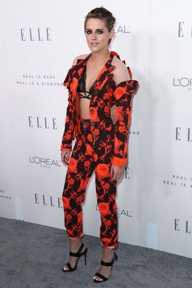 Kristen Stewart in Antonio Berardi Resort 2018-4