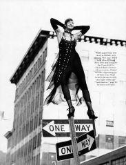 Linda Evangelista Hugh Grant Harper's Bazaar 1992-2