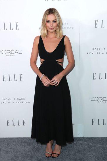 Margot Robbie in Calvin Klein by Appointment