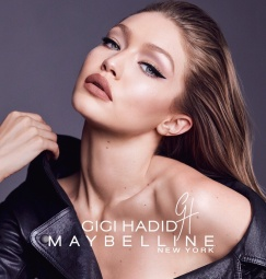 Maybelline Gigi Hadid Makeup Collection Campaign-3