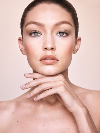Maybelline Gigi Hadid Makeup Collection Campaign-5
