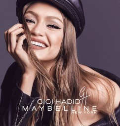 Maybelline Gigi Hadid Makeup Collection Campaign-8