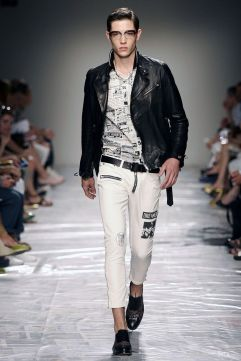 Moschino Spring 2010 Menswear-1