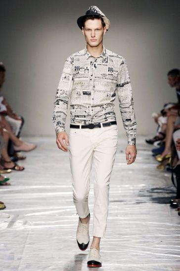Moschino Spring 2010 Menswear-3