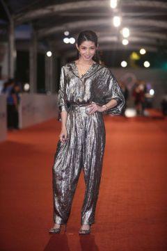 Nana Lee in Michael Kors Fall 2017-3