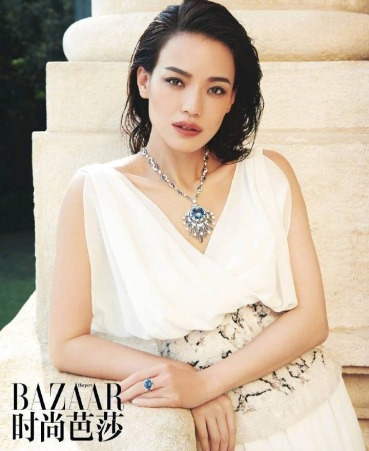 Shu Qi Harper's Bazaar China November 2017-1