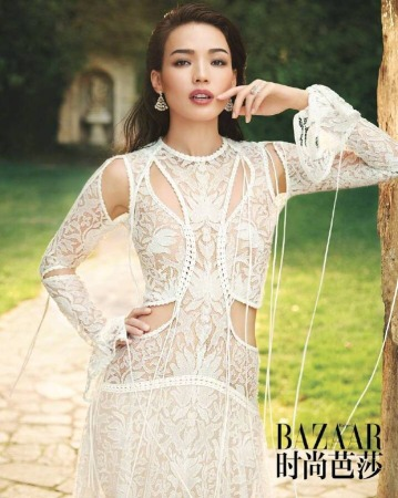 Shu Qi Harper's Bazaar China November 2017-2