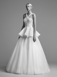 Viktor & Rolf Bridal Fall 2018 Look 7