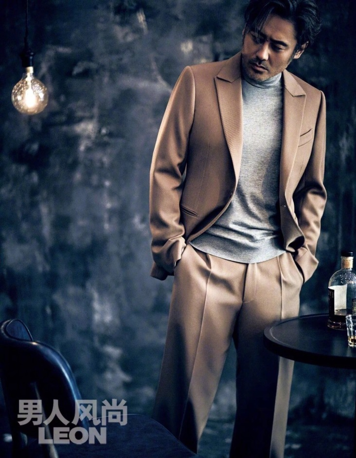 Wu Xiu Bo Leon Magazine China October 2017-5