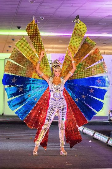 2017 Miss Universe National Costume-Venezuela