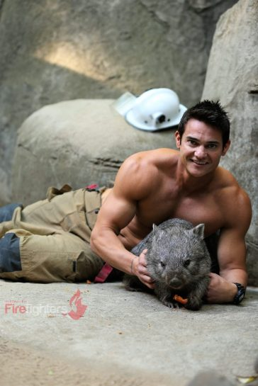 2018 Australian Firefighters Calendar-07-July