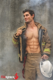 2018 Australian Firefighters Calendar-1