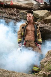 2018 Australian Firefighters Calendar-10