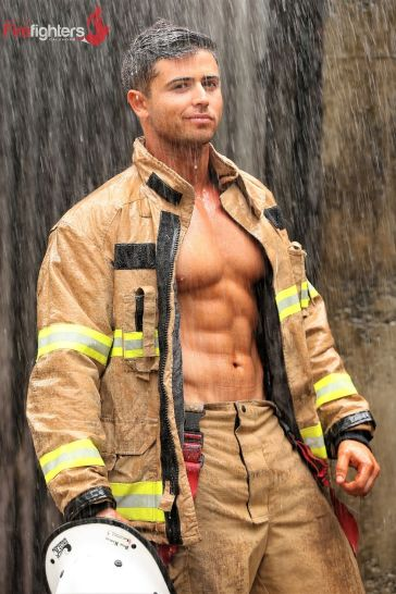 2018 Australian Firefighters Calendar-21